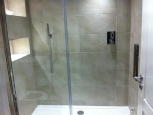 Extra Large Shower Cubicle