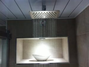 Luxury Rainshower